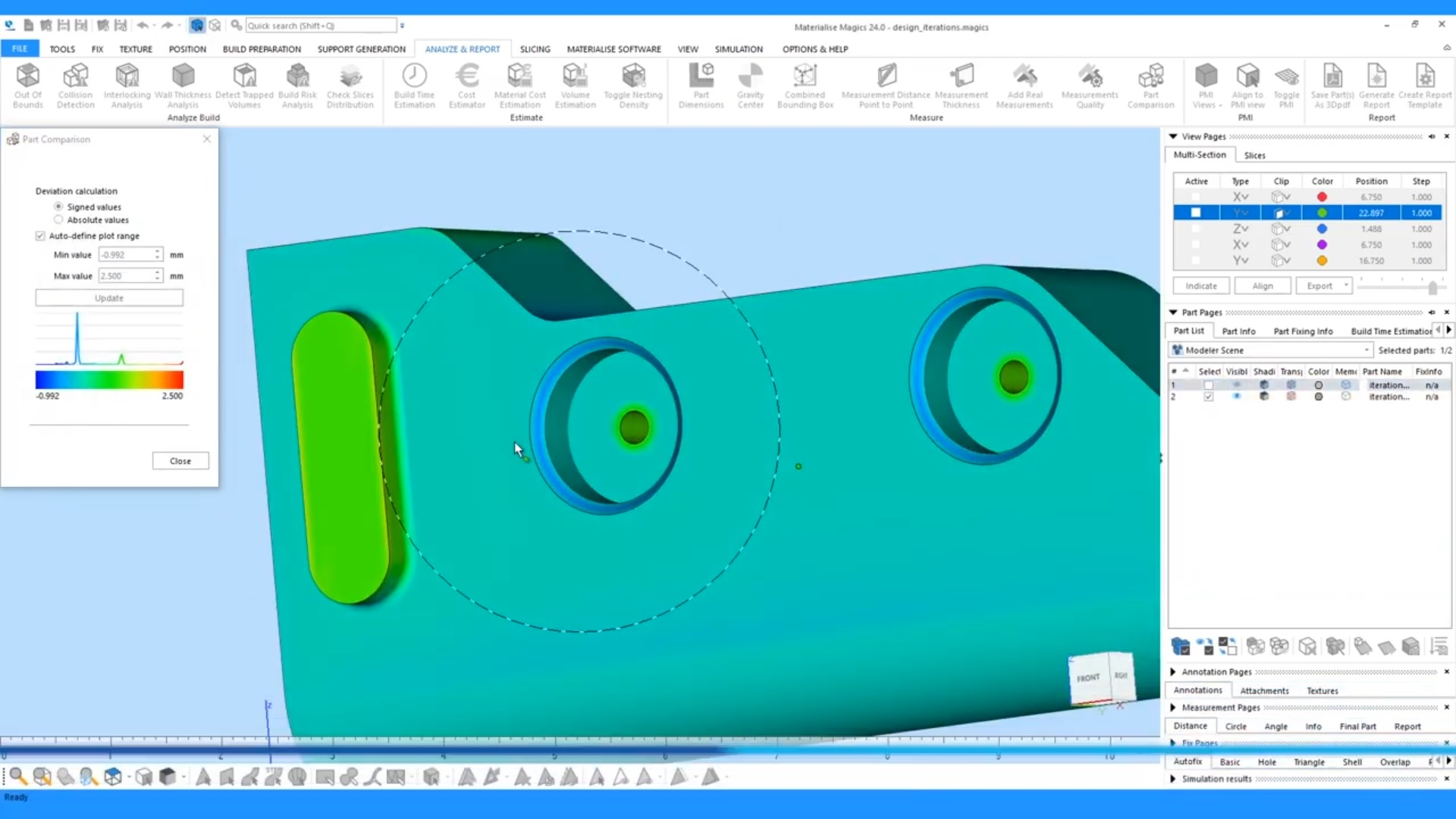 What's new in Materialise Magics 24