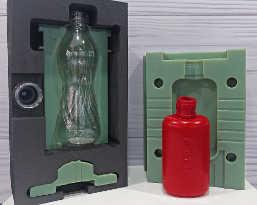 3D Printing列印模具, 射出成形