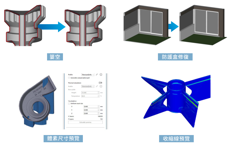Materialise Magics24最新版次功能