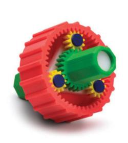 FDM最常見的3D列印材料ABS