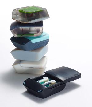 3D列印全透明-內裝機構驗證